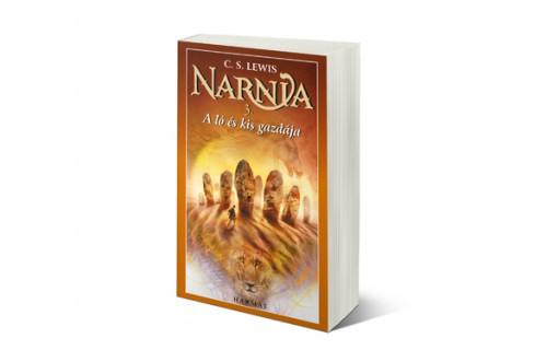 Narnia 3 – A ló és kis gazdája