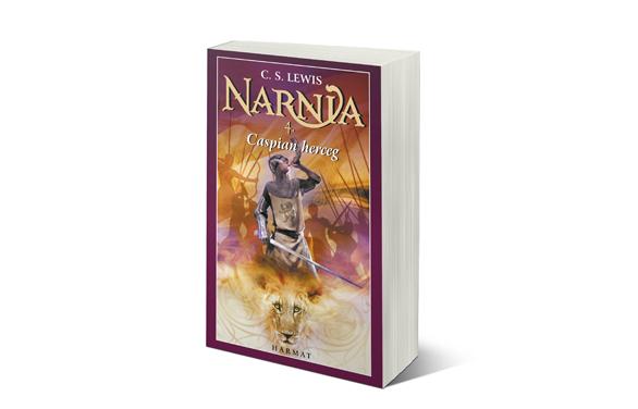 Narnia 4 – Caspian herceg